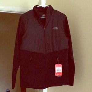 Men's Black North Face Kilowatt Psonic Sweatshirt